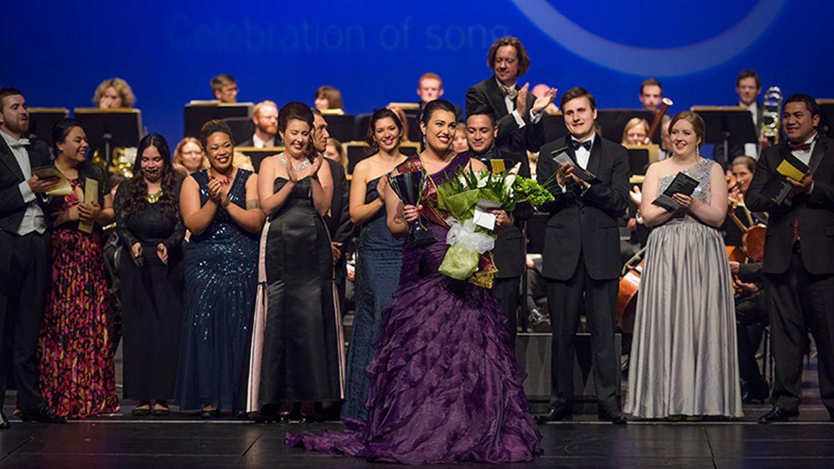 NZ Aria 2014 winner Isabella Moore